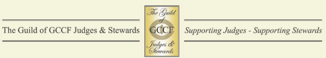 Guild of GCCF Judges & Stewards